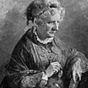 Harriet Beecher Stowe Art Print