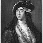 Horace Walpole (1717-1797) Art Print