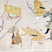 Japan: Mongol Invasion Art Print