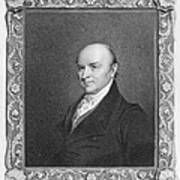 John Quincy Adams Art Print