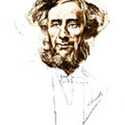 John Tyndall, Irish Physicist Art Print