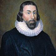 John Winthrop (1588-1649) Art Print