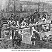Kansas: Black Exodus, 1879 Art Print