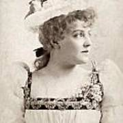 Lillian Russell (1861-1922) Art Print