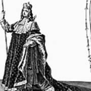 Louis Xv (1710-1774) Art Print
