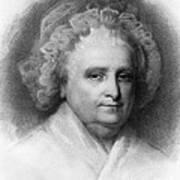Martha Washington, American Patriot Art Print