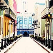Old San Juan Puerto Rico Art Print