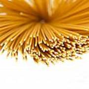 Pasta Art Print by Blink Images
