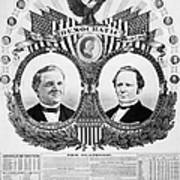 Presidential Campaign, 1876 Art Print