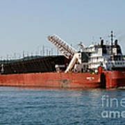 Presque Isle Ship Art Print