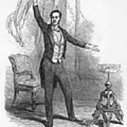 Robert Houdin (1805-1871) Art Print