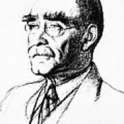 Rudyard Kipling (1865-1936) Art Print