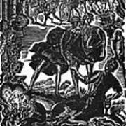 Shakespeare: Hamlet Art Print