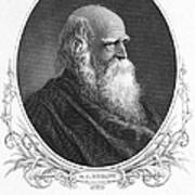 William Cullen Bryant Art Print