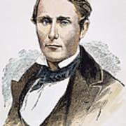 William Walker (1824-1860) Art Print