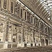 Leadenhall Market London Art Print