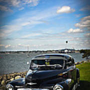 '47 Chevy By The Bay Art Print
