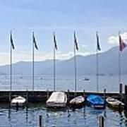 Ascona - Ticino Art Print