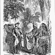 James Edward Oglethorpe Art Print