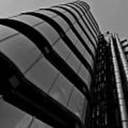 Lloyds Building London Art Print