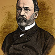 Louis Pasteur, French Chemist Art Print by Science Source