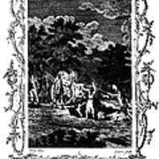 Plague Of London, 1665 Art Print