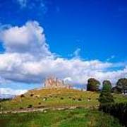 Rock Of Cashel, Co Tipperary, Ireland Art Print