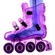 Rollerblade Boot Art Print