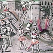 Saladin (1138-1193) Art Print