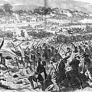 Seven Days Battles, 1862 Art Print
