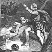 Sir Humphrey Gilbert Art Print