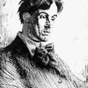 William Butler Yeats Art Print
