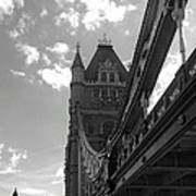 50 Shades Of London Art Print