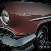 55 Lincoln Capri Art Print