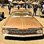 59 Impala Art Print