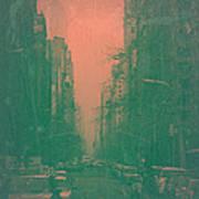 5th Avenue Art Print