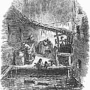 Arkansas: Hot Springs, 1878 Art Print