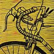 Bike 2 Art Print by William Cauthern