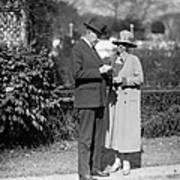 Calvin Coolidge (1872-1933) Art Print