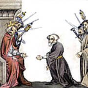Charlemagne (742-814) Art Print