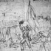 Civil War: Petersburg Art Print