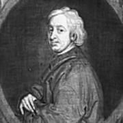 John Dryden (1631-1700) Art Print