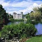 Johnstown Castle, Co Wexford, Ireland Art Print
