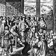 Louis Xiii (1601-1643) Art Print by Granger