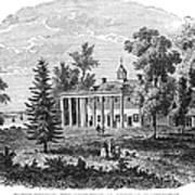 Mount Vernon Art Print