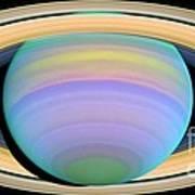 Saturn Art Print