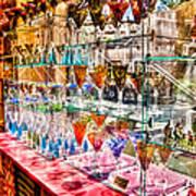 Sedona Tlaquepaque Shopping Center Art Print