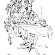 Thomas Moore (1779-1852) Art Print