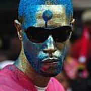 West Indian Day Parade Brooklyn Ny Art Print