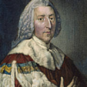 William Pitt (1708-1778) Art Print